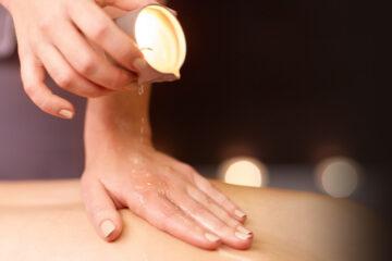 Le candele da Massaggio The Scrubberia Feel Emotion